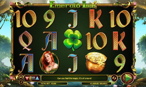 Emerald Isle free slot