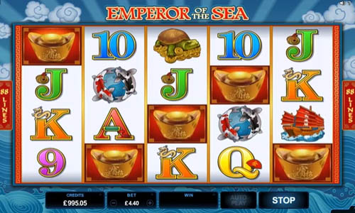 Emperor of the Sea free slot