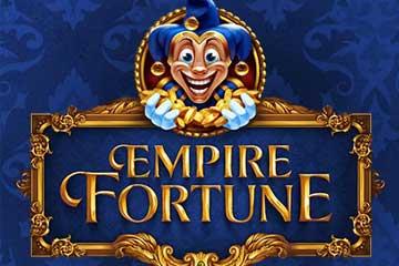 Empire Fortune slot Yggdrasil Gaming