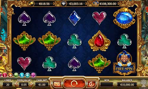 Empire Fortune free slot