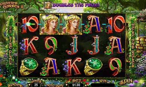 Enchanted Garden 2 free slot