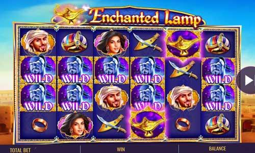 Enchanted Lamp free slot