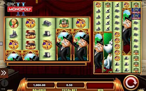 Epic Monopoly 2 free slot