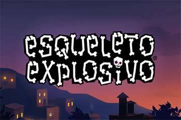 Esqueleto Explosivo slot Thunderkick