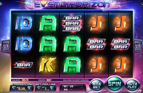 Event Horizon free slot