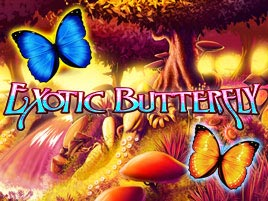 Exotic Butterfly free slot