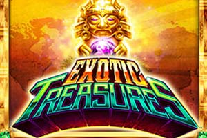 Exotic Treasures free slot