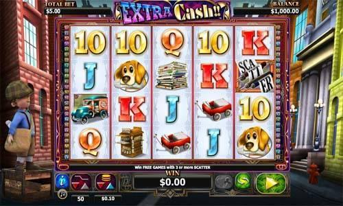 Extra Cash free slot