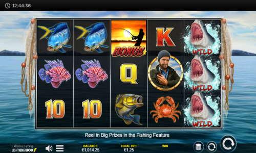 Extreme Fishing free slot