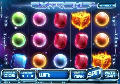 Extreme free slot