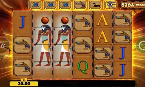 Eye of Horus Megawayssymbol upgrade slot
