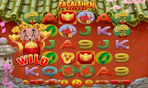 Fa Cai Shen Deluxe free slot
