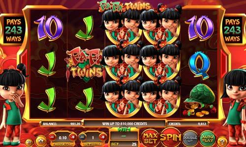 Fa-Fa Twins free slot
