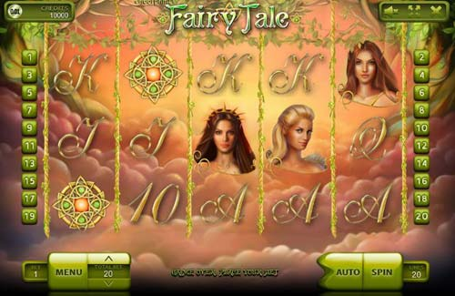 Fairy Tale casino slot