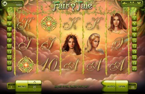 Fairy Tale free slot