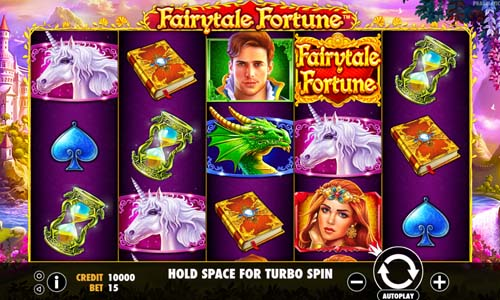 Fairytale Fortune free slot