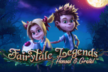 Fairytale Legends Hansel and Gretel slot Net Entertainment