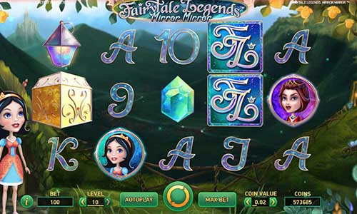 Fairytale Legends Mirror Mirrorcluster pays slot