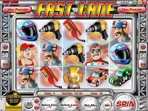 Fast Lane free slot