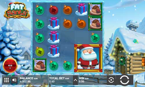Fat Santabuy feature slot