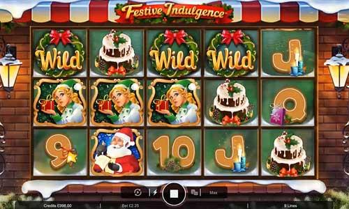 Festive Indulgence free slot