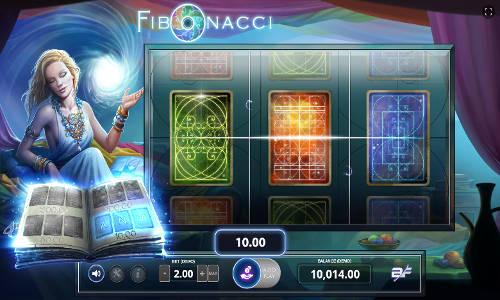 Fibonacci free slot