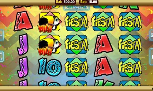 Fiesta casino slot