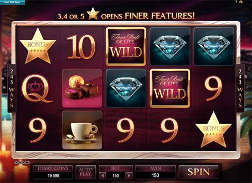 The Finer Reels of Life free slot