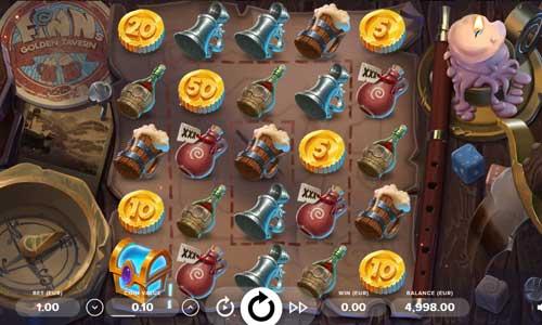 Finns Golden Tavern free slot