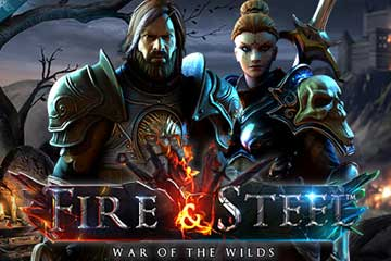 Fire and Steel casino slot