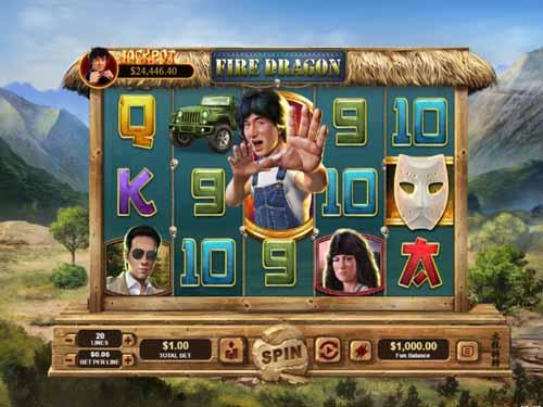 Fire Dragon free slot