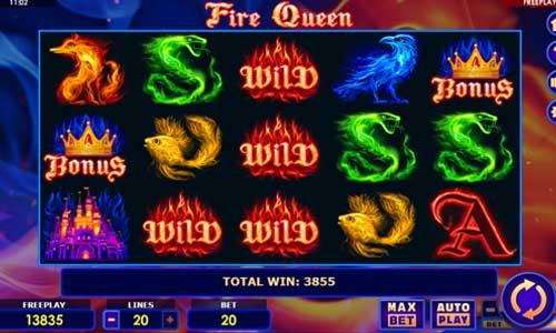 Fire Queen free slot