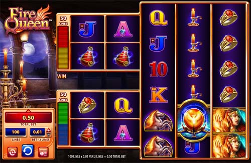 Fire Queen free slot