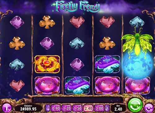 Firefly Frenzy free slot