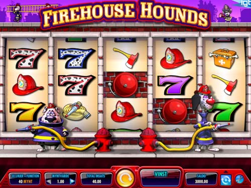 Firehouse Hounds free slot
