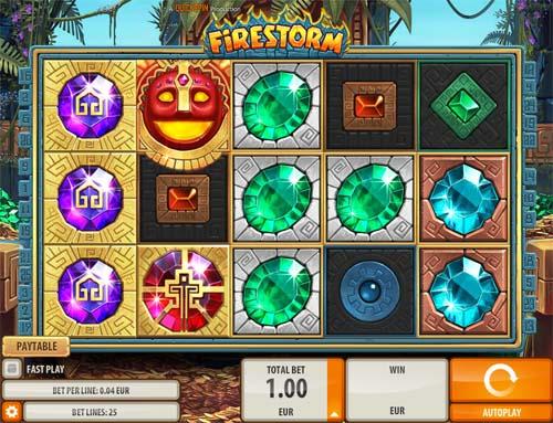Firestorm free slot