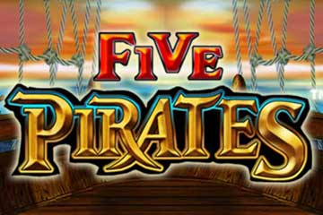 Five Pirates slot Lightning Box Games