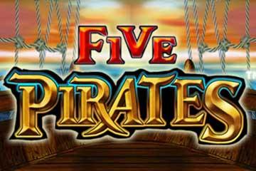 Five Pirates slot Lightning Box Games