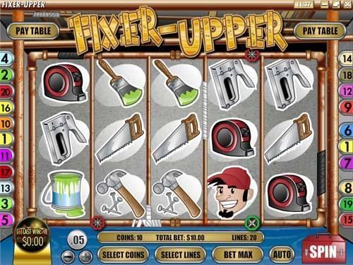 Fixer Upper free slot
