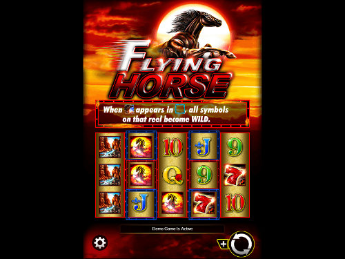 Flying Horse free slot
