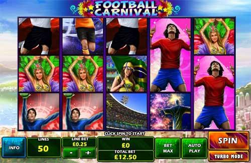 Football Carnival free slot