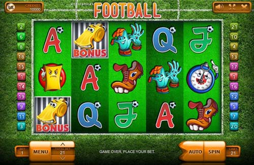 Football Slots - Play Free Endorphina Slot Machines Online
