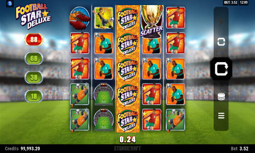 Football Star Deluxe free slot