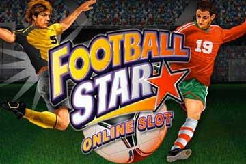 Football Star slot Microgaming