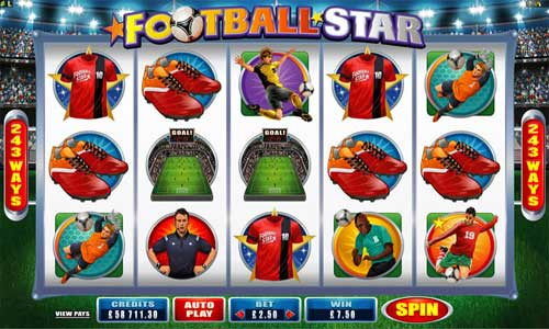 Football Star free slot