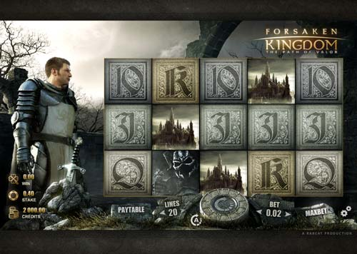 Forsaken Kingdom free slot