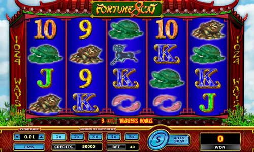 Fortune 8 Cat free slot
