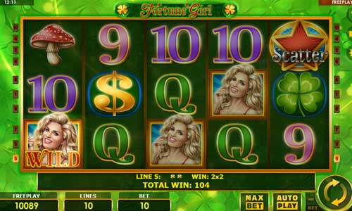 Fortune Girl free slot