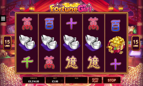 Fortune Girl free slot