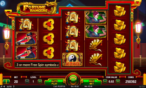 Fortune Rangers free slot